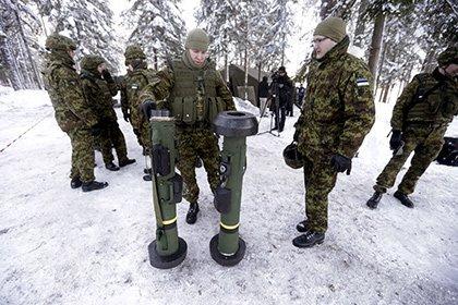 Эстония получила американские ракеты
