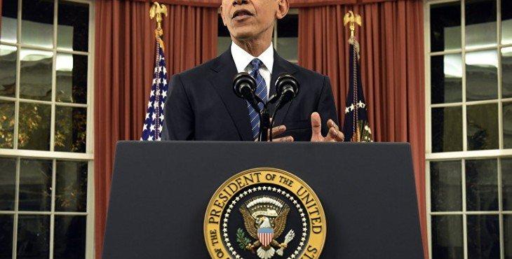 Обама забывается
