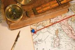 Картография появилась еще до появления письменности в первобытном обществе (Фото: Chad McDermott, Shutterstock)