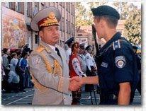 День внутренних войск Министерства внутренних дел Украины