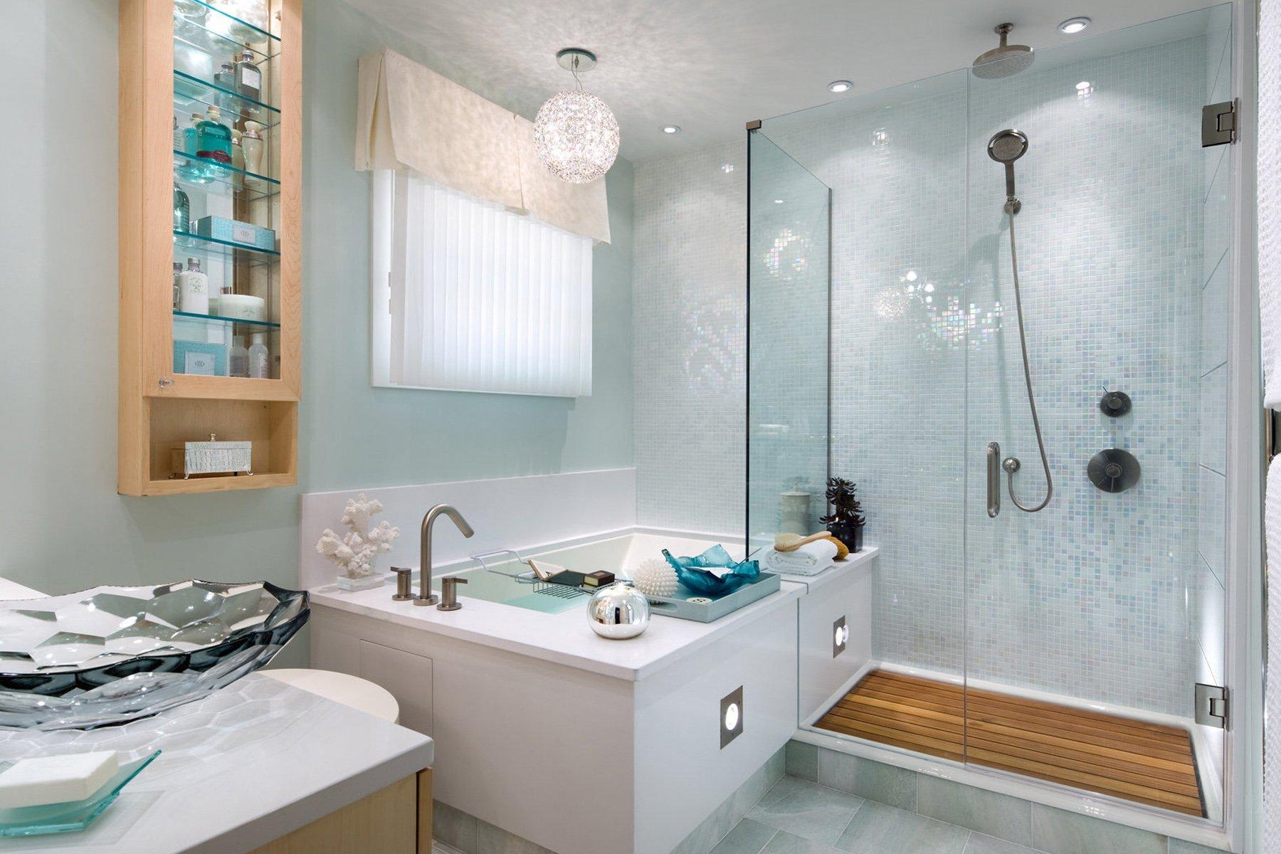 Современные ремонты ванных комнат фото