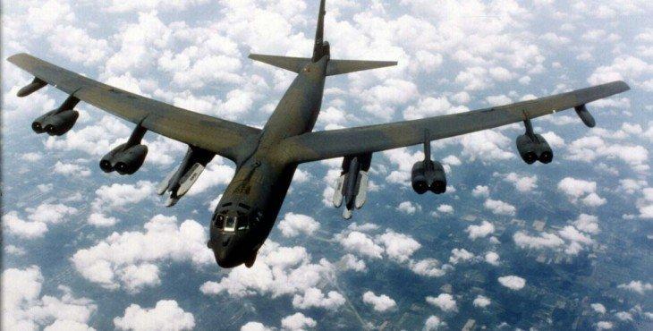НАТО перебросило бомбардировщики в Европу