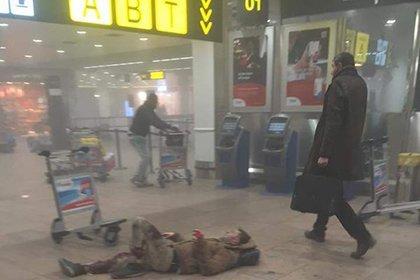 хаос в Брюсселе