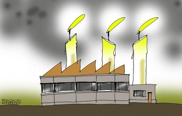 энергетике Украины скоро  конец