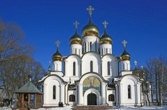 Пост Святой Четыредесятницы называется Великим постом в связи с особой важностью его установления (Фото: В.Прокофьев, www.hraam.ru)
