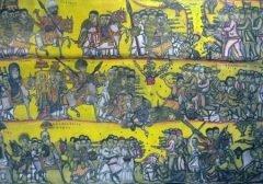 Эфиопское изображение битвы при Адуа (Фото: wikipedia.org)