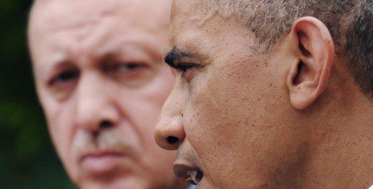с Эрдоганом никто не хочет видется