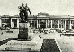 Памятник воинам Уральского добровольческого танкового корпуса в Екатеринбурге (Фото: www.ekburg.ru)