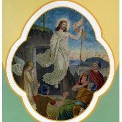 Для верующих Пасха — праздник воскресения Христа (Фото: Shutterstock)