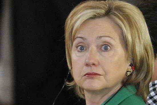 на Хиллари Клинтон наложат санкции?