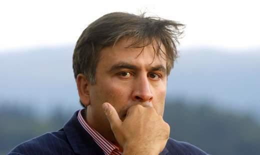 у Саакашвили проблемы