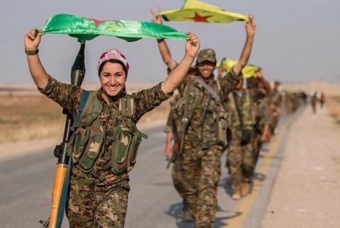 США против автономии курдов