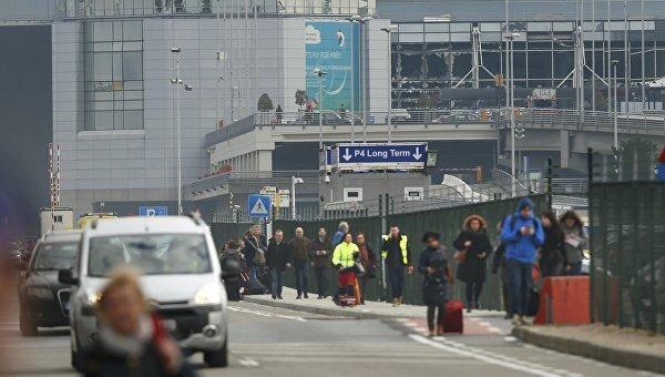 теракт в Брюсселе - это война
