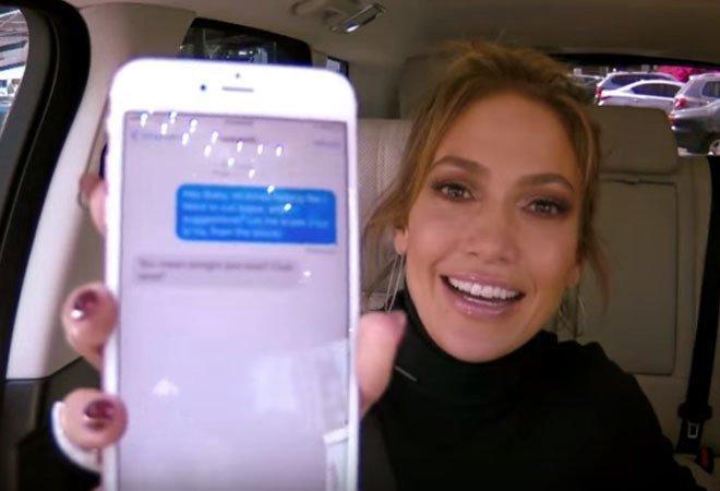 Фото: кадр из ТВ-шоу Carpool Karaoke