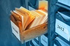 Реформы Петра I положили начало государственной архивной службе России (Фото: Garsya, Shutterstock)