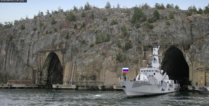 Stoltenberg-prodal-sekretnuyu-voennuyu-bazu-NATO-Rossii
