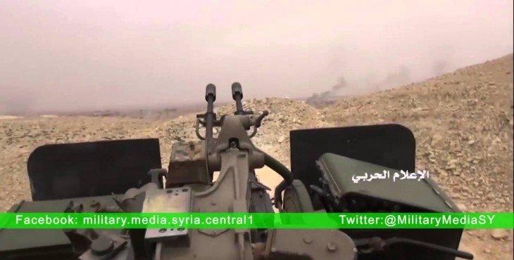 Новости Сирии. Сегодня 27 марта 2016