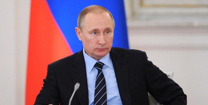 Путина уважают везде
