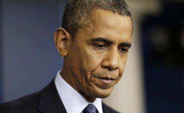 Обаму холодно встретили в Эр-Рияде