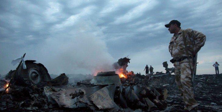 ВВС анаонсировало документальный фильм о  малазийском самолете
