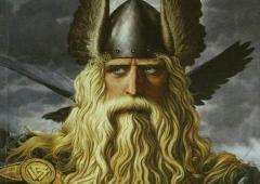 Сумарсдаг — праздник в честь великого Одина — покровителя победителей