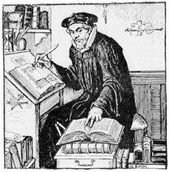 Сегодня финны чтят основателя финского письменного языка М. Агриколу