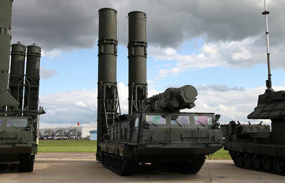Киев стягивает С-300