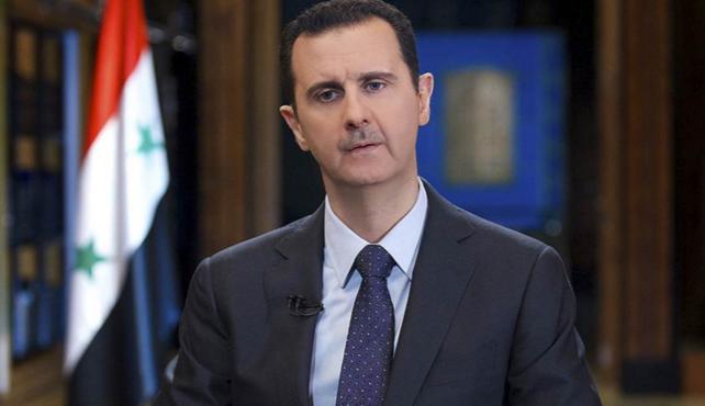 Асад никуда не уходит