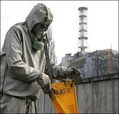 В 30-километровой зоне вокруг АЭС работали специалисты и военные (Фото: mignews.com.ua)