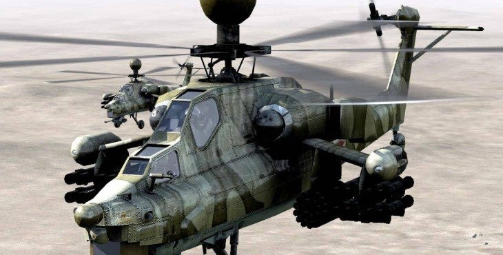 в Сирии упал российский вертолет