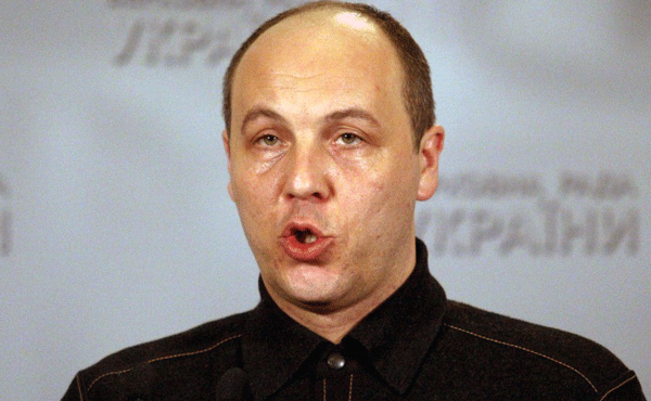 Пурубий хочет визовый режим с Россией