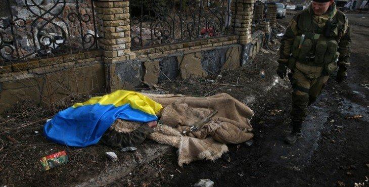 Киев: потерь нет