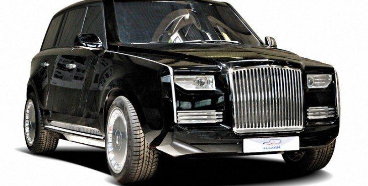 машины для президента