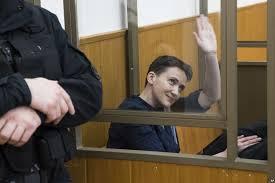 Савченко никто не будет обменивать