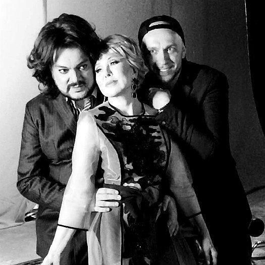 Фото на память: Филипп, Любовь и Игорь Гуляев, Фото: @igorgulyaevofficial