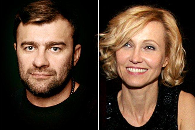 Михаил Пореченков и Ингеборга Дапкунайте уже встречались на съемочной площадке, Фото: Михаил Садчиков-мл.