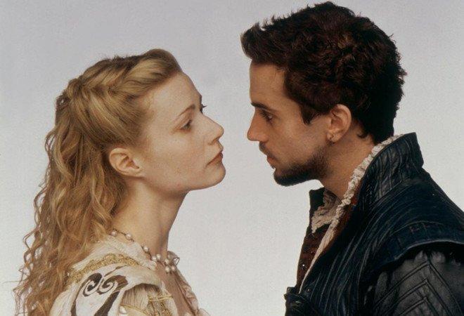 Фото: кадр из фильма «Влюбленный Шекспир»
