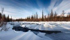 В это время активно ломается и тает лед (Фото: Korzhonov Daniil, Shutterstock)