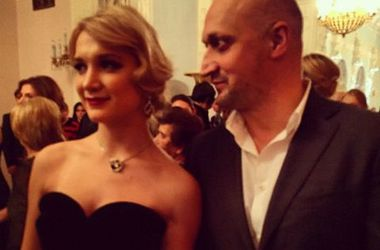 Полина Куценко с отцом Фото: Instagram