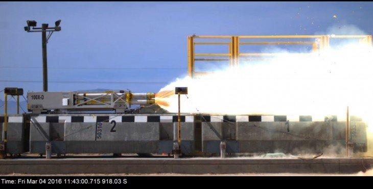 ВВС США испытали новый высокоскоростной маглев (видео)
