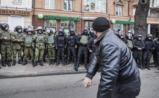 госбанки РФ не хотят работать на Украине
