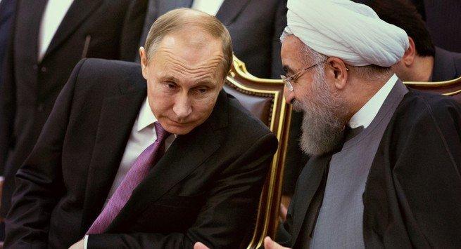 Ближний Восток выбирает Путина