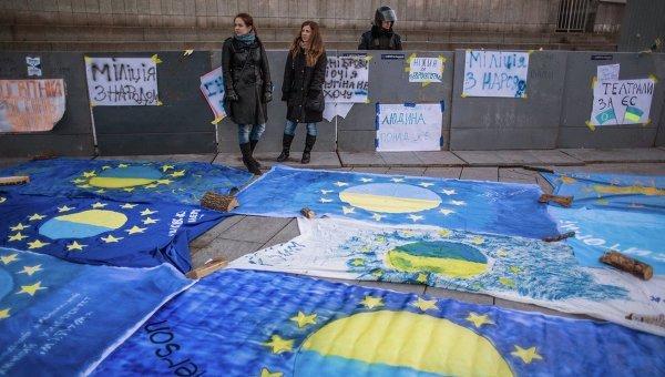 Соглашение о свободе торговле вредит украинской экономике
