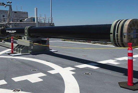 США разработали суперпушку для защиты Балтики от России