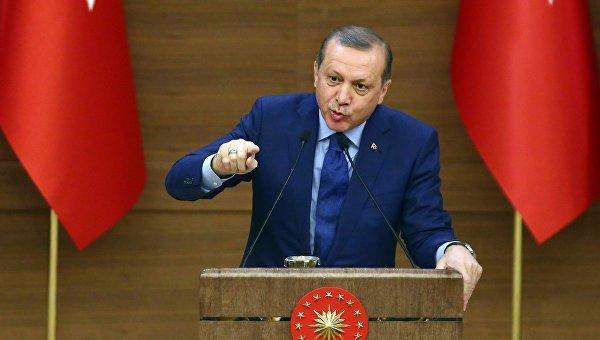 Эрдоган хочет реформировать ООН