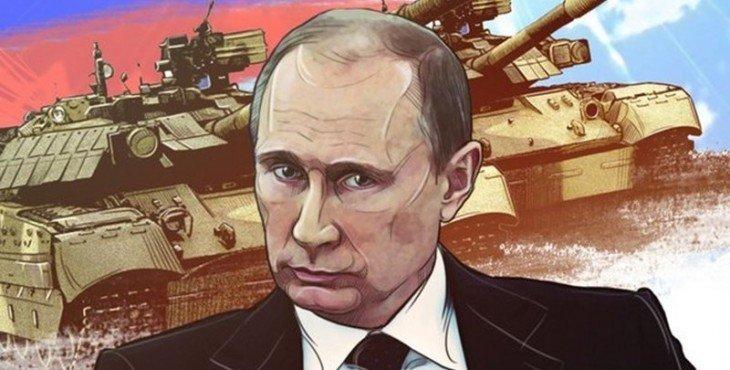 Путин: армия получила 4 тысячи единиц техники