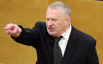 Жириновского судят заочно