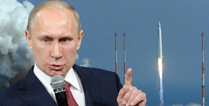 Гиперзвуковой Путин