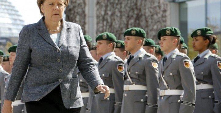 Цугцванг для канцлера Меркель