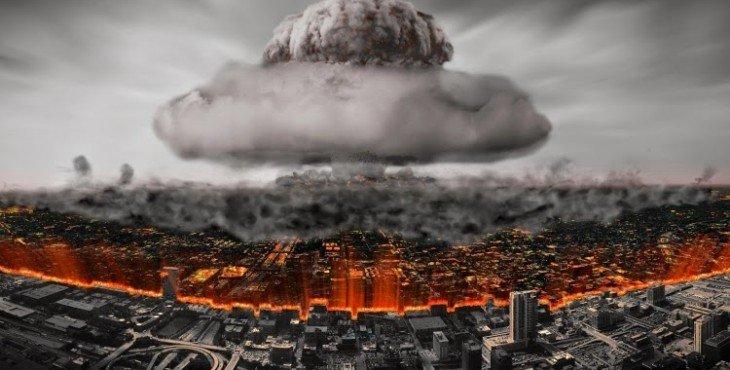 Факты о ядерном оружии и разрушении японских городов Хиросима и Нагасаки